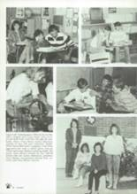 1988 Baird High School Yearbook Page 24 & 25