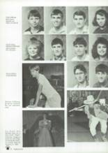 1988 Baird High School Yearbook Page 26 & 27