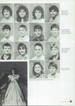 1988 Baird High School Yearbook Page 28 & 29