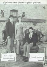 1988 Baird High School Yearbook Page 40 & 41
