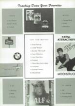 1988 Baird High School Yearbook Page 48 & 49