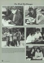 1988 Baird High School Yearbook Page 50 & 51