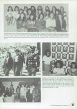 1988 Baird High School Yearbook Page 54 & 55
