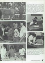 1988 Baird High School Yearbook Page 56 & 57