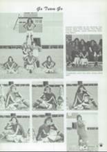 1988 Baird High School Yearbook Page 58 & 59