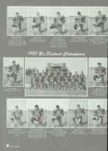 1988 Baird High School Yearbook Page 62 & 63