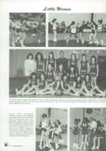 1988 Baird High School Yearbook Page 72 & 73