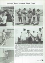 1988 Baird High School Yearbook Page 80 & 81
