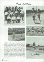 1988 Baird High School Yearbook Page 84 & 85