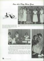 1988 Baird High School Yearbook Page 92 & 93