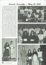 1988 Baird High School Yearbook Page 96 & 97
