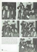 1988 Baird High School Yearbook Page 100 & 101