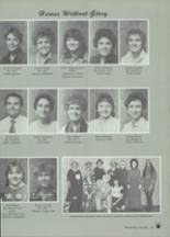 1988 Baird High School Yearbook Page 102 & 103
