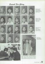 1988 Baird High School Yearbook Page 106 & 107