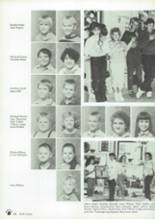 1988 Baird High School Yearbook Page 110 & 111
