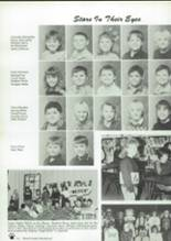 1988 Baird High School Yearbook Page 116 & 117
