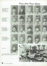 1988 Baird High School Yearbook Page 118 & 119