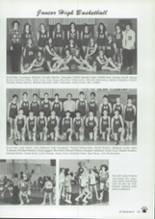 1988 Baird High School Yearbook Page 126 & 127