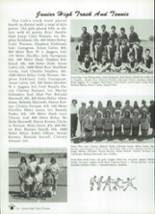 1988 Baird High School Yearbook Page 128 & 129