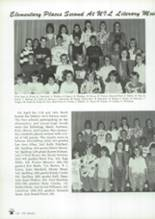 1988 Baird High School Yearbook Page 130 & 131