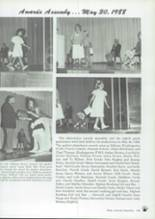 1988 Baird High School Yearbook Page 132 & 133
