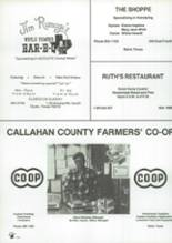 1988 Baird High School Yearbook Page 148 & 149