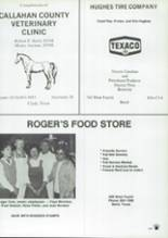 1988 Baird High School Yearbook Page 152 & 153