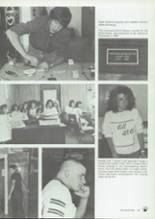 1988 Baird High School Yearbook Page 160 & 161