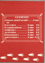 1988 Baird High School Yearbook Page 174 & 175