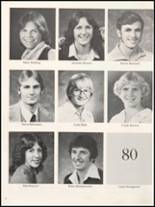 1980 Independence Christian High School Yearbook Page 12 & 13
