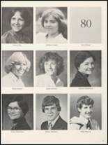 1980 Independence Christian High School Yearbook Page 16 & 17
