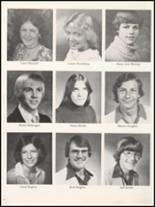1980 Independence Christian High School Yearbook Page 18 & 19