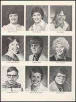1980 Independence Christian High School Yearbook Page 22 & 23