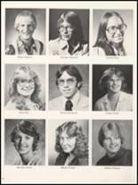 1980 Independence Christian High School Yearbook Page 24 & 25