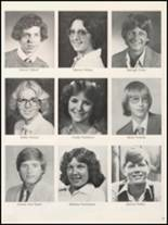 1980 Independence Christian High School Yearbook Page 28 & 29