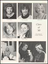 1980 Independence Christian High School Yearbook Page 30 & 31