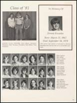 1980 Independence Christian High School Yearbook Page 32 & 33