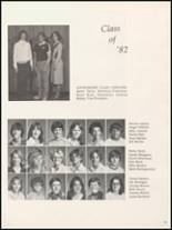1980 Independence Christian High School Yearbook Page 38 & 39