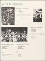 1980 Independence Christian High School Yearbook Page 50 & 51