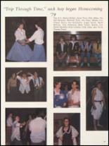 1980 Independence Christian High School Yearbook Page 52 & 53