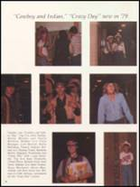 1980 Independence Christian High School Yearbook Page 54 & 55