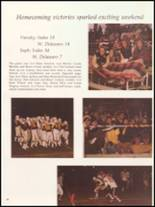 1980 Independence Christian High School Yearbook Page 62 & 63