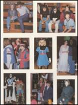 1980 Independence Christian High School Yearbook Page 64 & 65