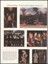 1980 Independence Christian High School Yearbook Page 68 & 69