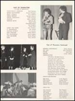 1980 Independence Christian High School Yearbook Page 70 & 71