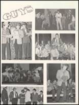 1980 Independence Christian High School Yearbook Page 72 & 73