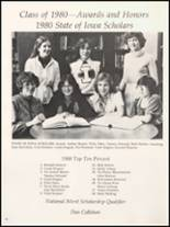 1980 Independence Christian High School Yearbook Page 82 & 83