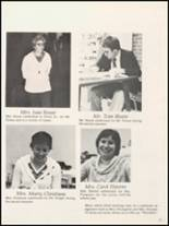 1980 Independence Christian High School Yearbook Page 84 & 85