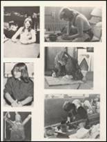 1980 Independence Christian High School Yearbook Page 86 & 87