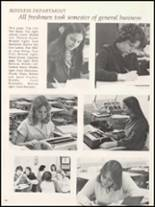 1980 Independence Christian High School Yearbook Page 88 & 89